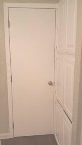 MODIFY AND INSTALL AN INTERIOR DOOR
