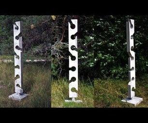 Brutus - Diy Concrete Sculpture
