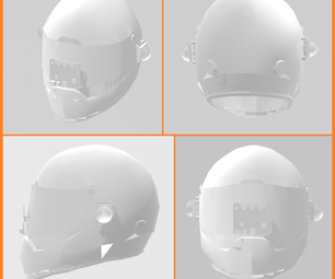 Covid安全头盔第1部分:Tinkercad电路的介绍!