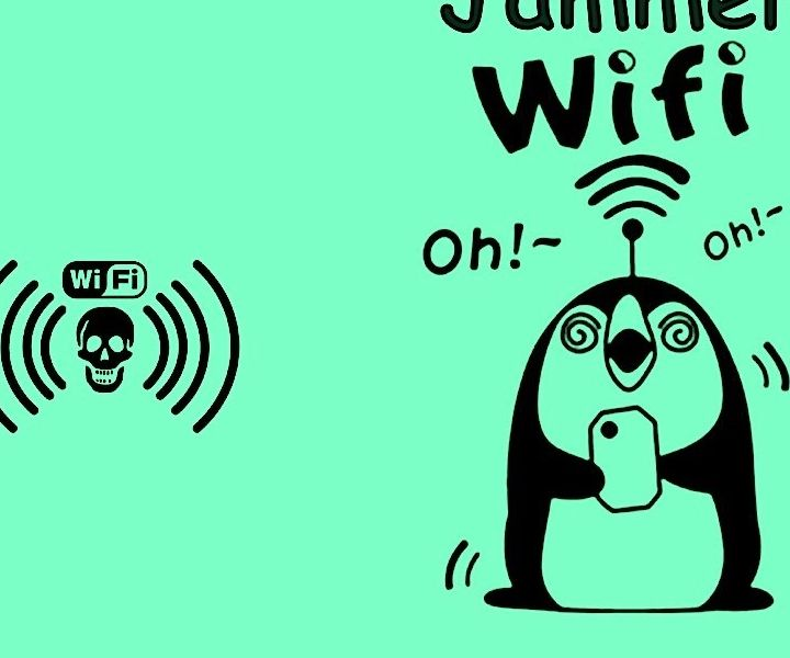 How to Make Wi-Fi Jammer in 5$