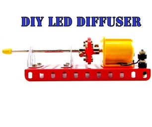 LED Diffuser (Cheap and Easy)