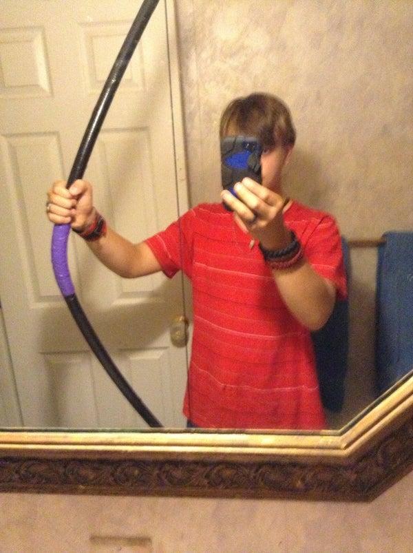 Simple, Easy, and Fun Hawkeye Bow