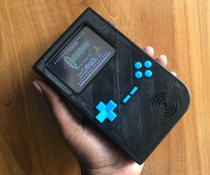 Raspberry Pi 1 Gameboy