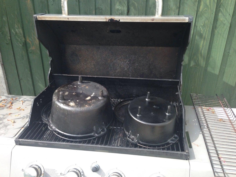 Heat Your Dutch Oven
