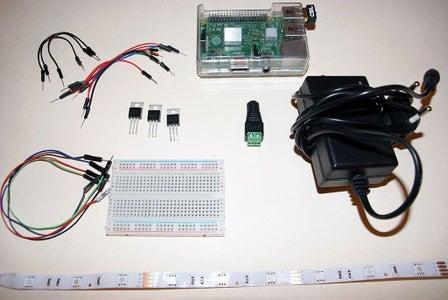 Assembly - Electronics (Optional LED)