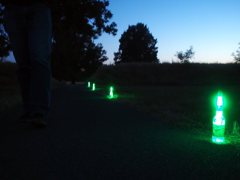 Bonus: Pathway Lights