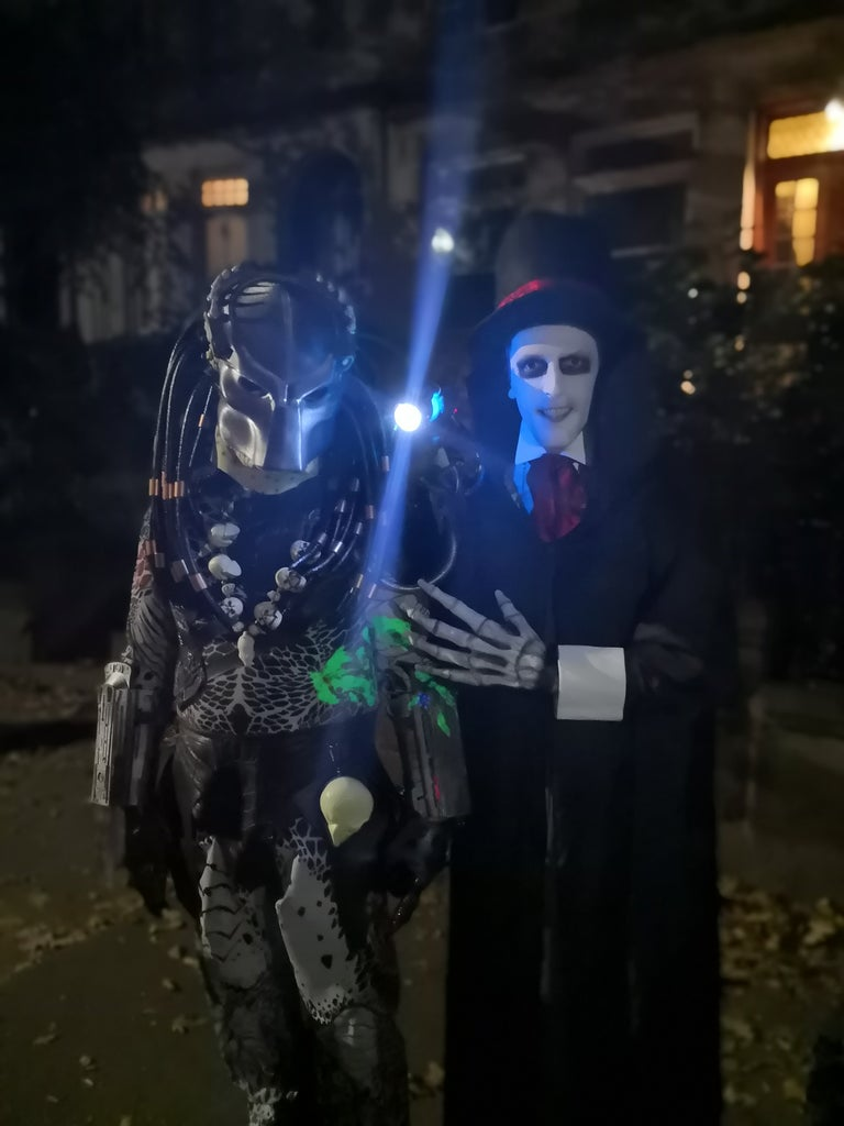 Stress-testing: Trick or Treating During 2018 Halloween