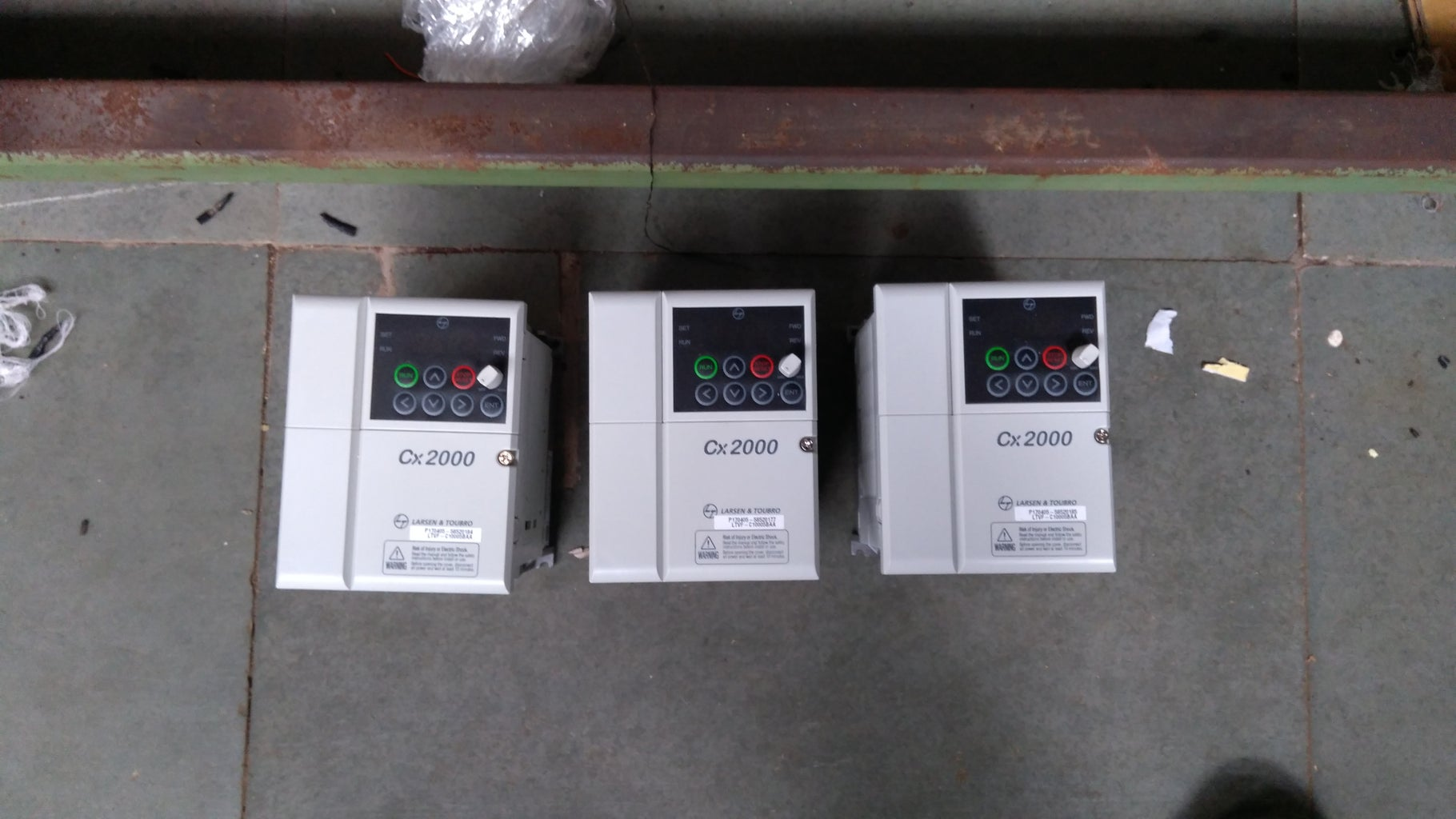 VFD - Variable Frequency Drives OR VSD - Variable Speed Drives