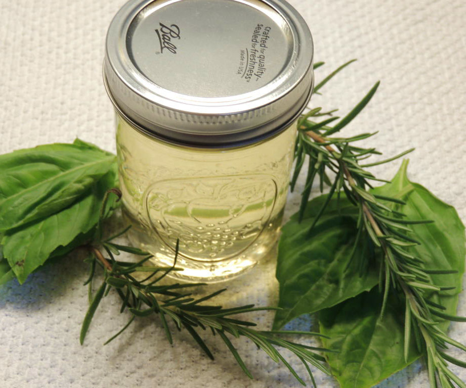 Herb/Spice Infused Simple Syrup