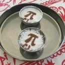 PI Themed French Chocolate Mousse-