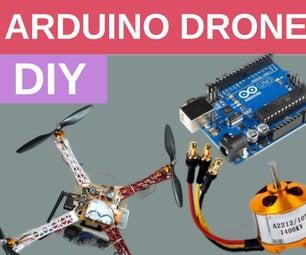 DIY-Arduino-based-quadcopter-Drone