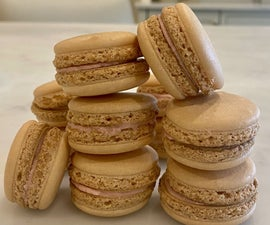 NO FAIL FRENCH MACARONS