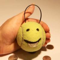 Money Muncher Tennis Ball