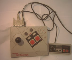The NES AdPAD