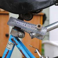 asy Bike Trailer Hitch