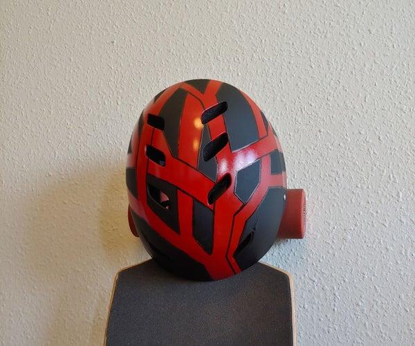 Custom Skateboard Helmet
