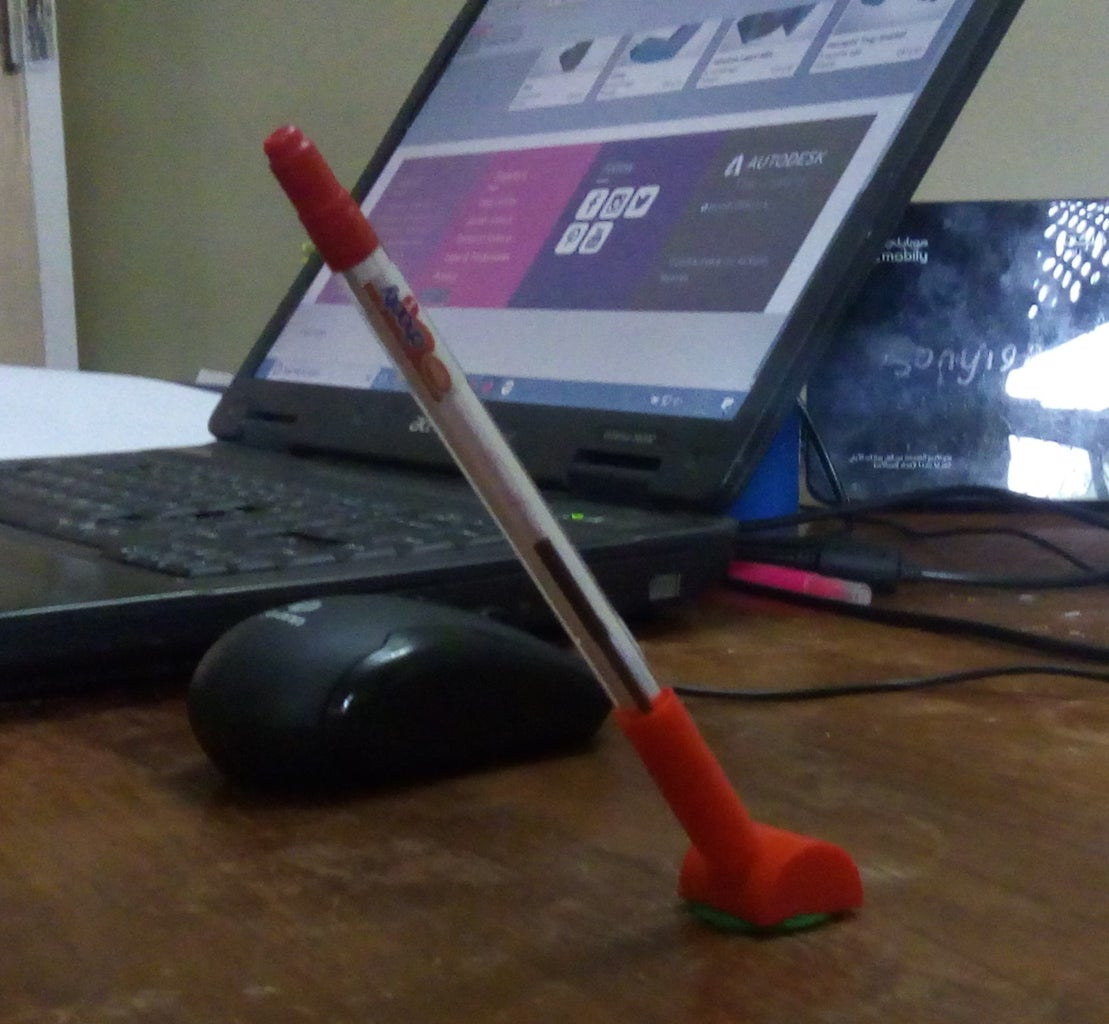 Simple Pen Holder