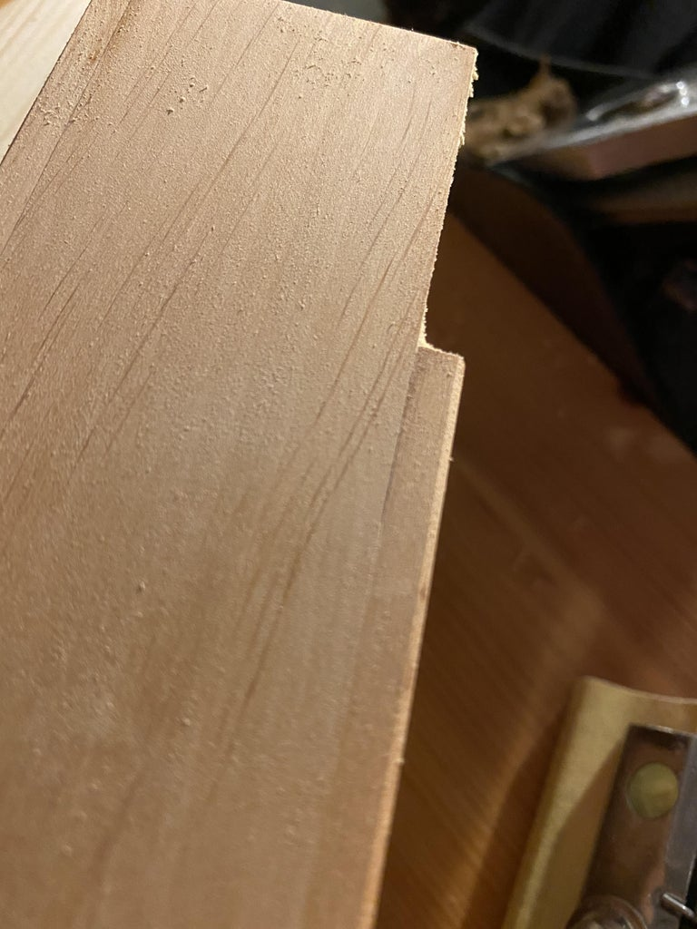 Gluing Up the Front, Sanding, Finishing