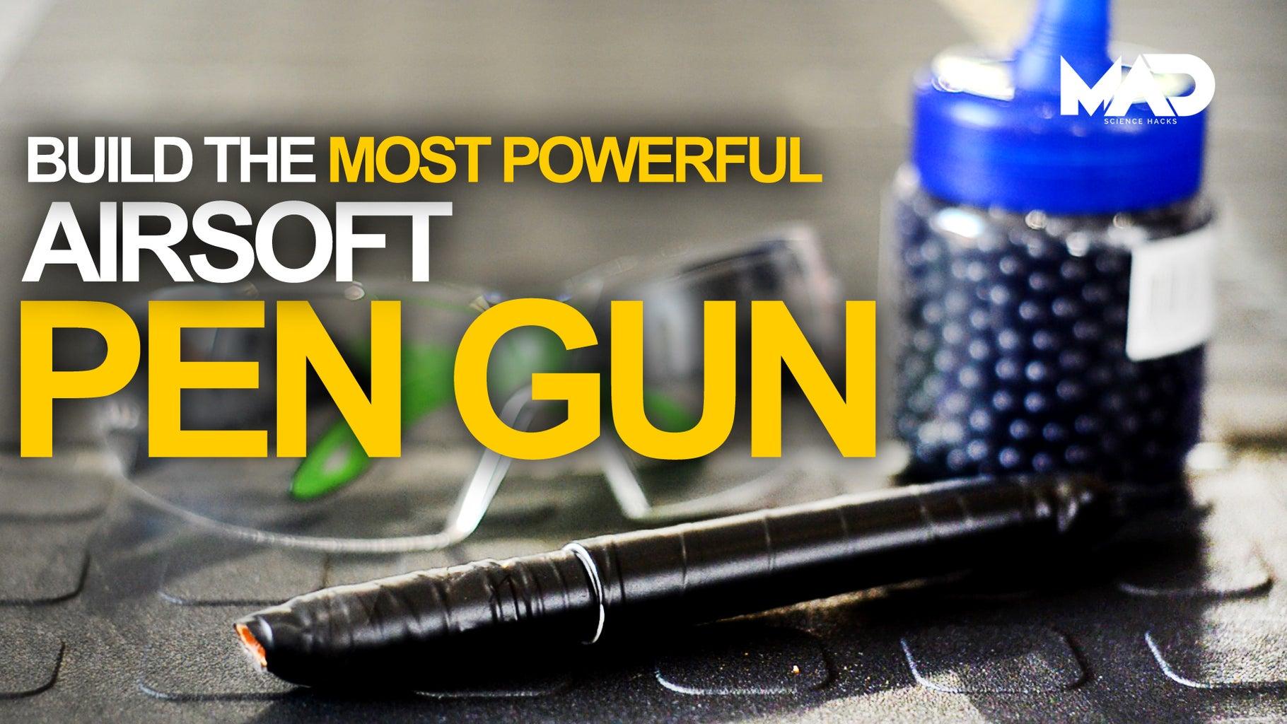Extreme Airsoft Pen Gun