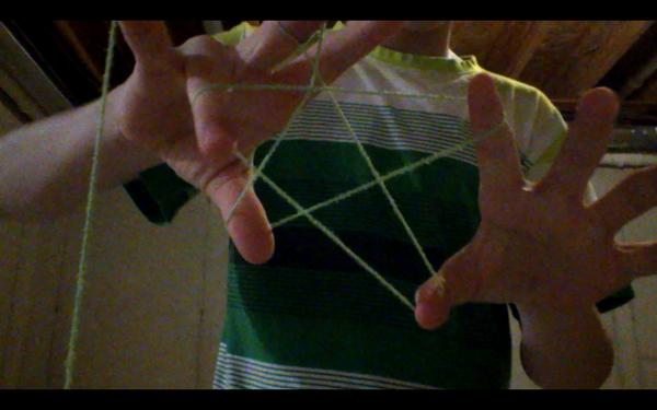 2 Handed Star (Yo-Yo Trick)