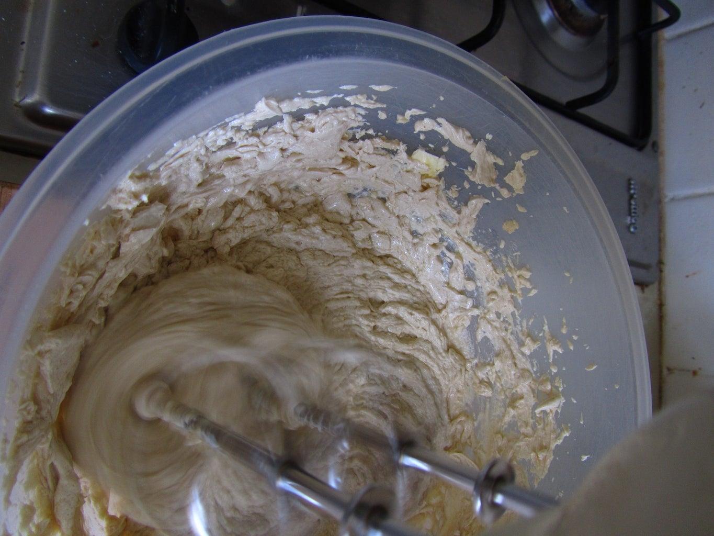 Making the Cake: Cake Batter