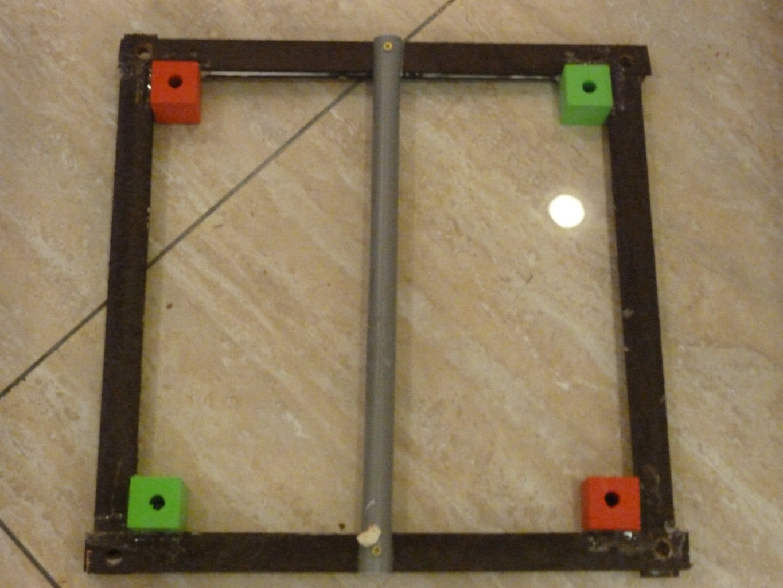 Laser Quadrat