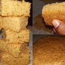 YUMMY FLOURLESS PUDDING CAKE