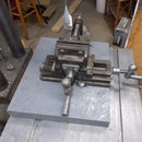 Shopsmith Crossfeed Drill Press Vice Mount