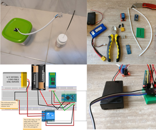Simple and Cheap Phone Controlled Fireworks Igniter
