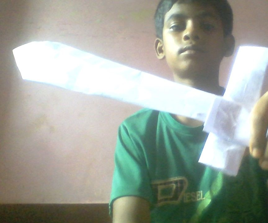 Paper Sward