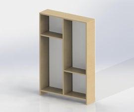Lightbox Shelves