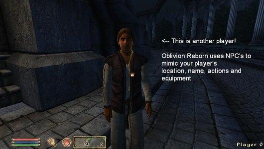 Installing Oblivion Reborn (Oblivion Multiplayer Mod)