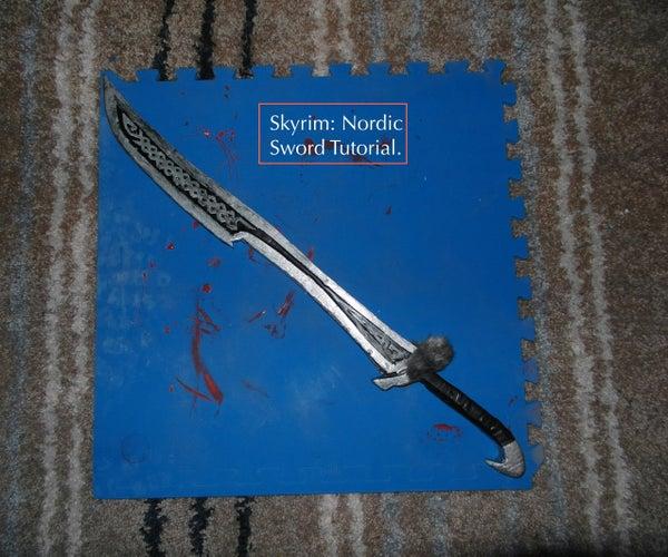 Skyrim: Nordic Sword Mk2