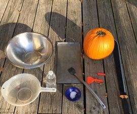 Easiest Pumpkin Seed Roasting Ever
