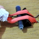 mini catapult: from office/school suplies