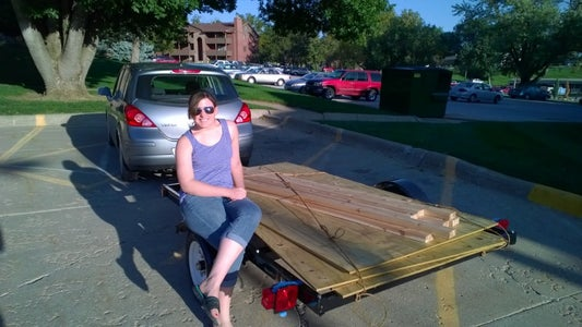 Assembling the Flatbed