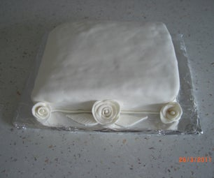 Gingerbread Birthday Cake