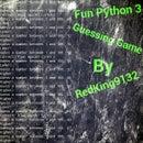 Fun Python 3 Guessing Game