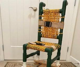 Airplane Wheelchair - DIY Personal Portable Aisle Chair (PVC)