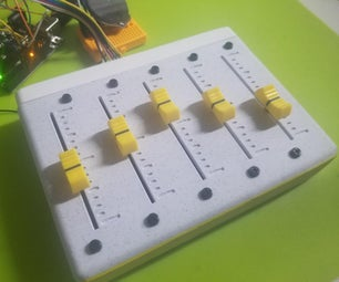 Potentiometer Prototyping Box