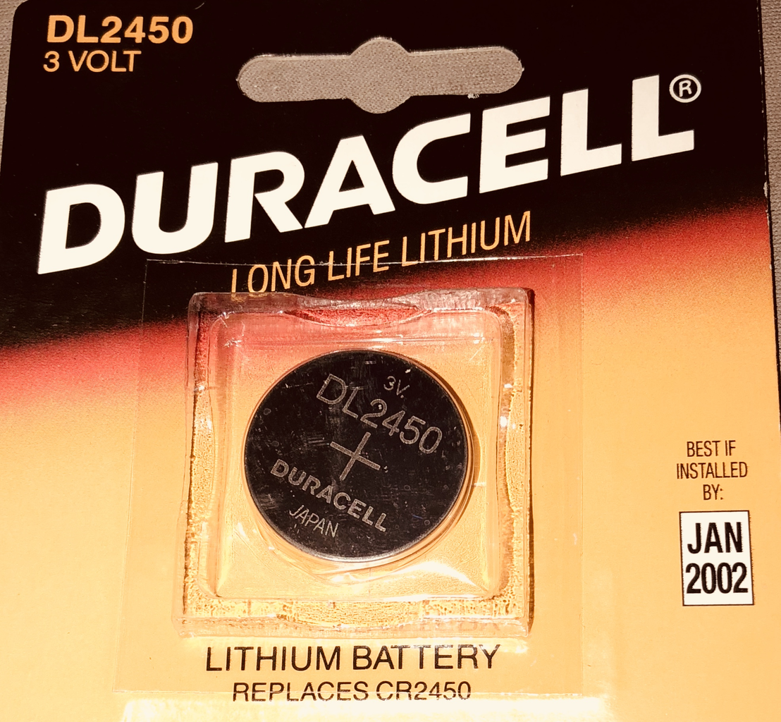 SMALL  BATTERY  SHAPES