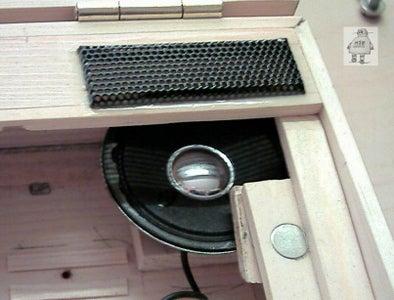 Speaker Mounting