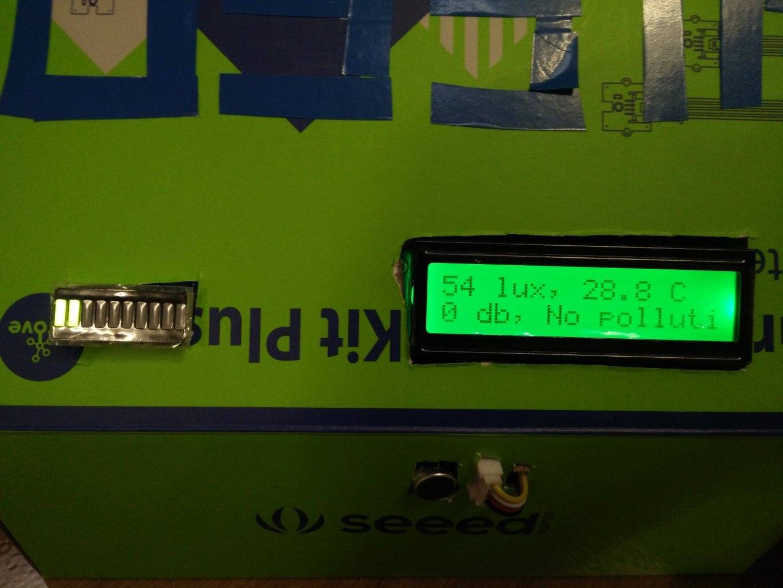 Test Sensors Using Python