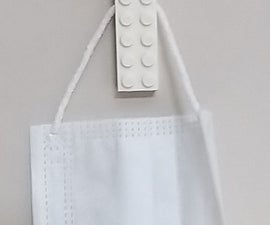 Lego Mask Hanger