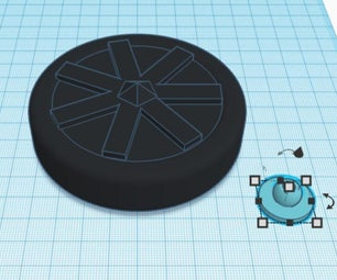 Cybertruck Wheel