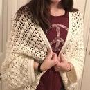 Cozy Cocoon Crochet Shrug