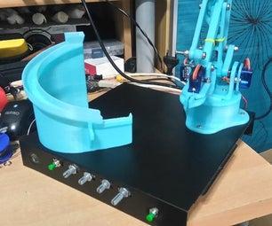 Arduino Robotic Arm (3D Printed)