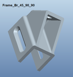 Assemble Frame Braces