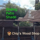 Sliding Patio Shade