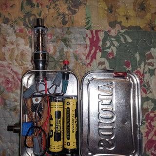 DIY Electronic Cigarette